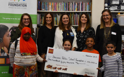 "Wells Fargo Grant Funds ""Lights On Afterschool"" Program at DPS Schools for More than 15 Years"