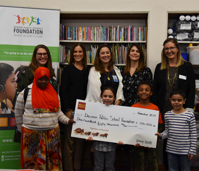 """Wells Fargo Grant Funds """"Lights On Afterschool"""" Program at DPS Schools for More than 15 Years"""
